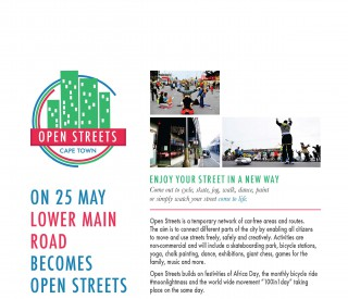 15 days til Open Streets on Lower Main Rd. The Countdown begins!